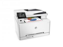 Der Multifunktionsdrucker Color LaserJet Pro MFP M277 nutzt die neue JetIntelligence-Technik (Bild: HP).