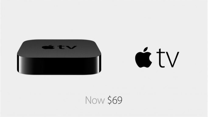 Apple TV kostet nur noch 69 Dollar (Bild: Apple).