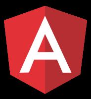 (Logo: Angular)