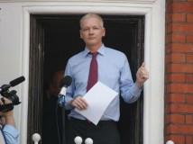 Wikileaks-Gründer Assange in Ecuadorianischer Botschaft in London festgenommen