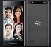 Blackberry stellt preiswertes Smartphone Leap vor