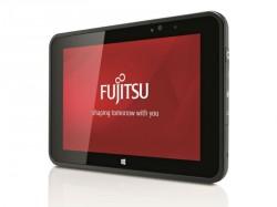 Das Stylistic V535 ist gemäß Schutzklasse IP65 staub- und wasserfest (Bild: Fujitsu).