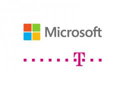 Microsoft und Deutsche Telekom kooperieren (Bild: Microsoft/Telekom).