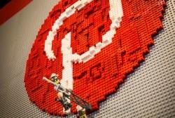 Pinterest-Logo aus Lego (Bild: News.com)