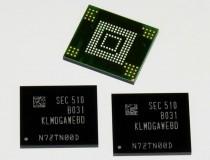 Neuer Samsung-Flashspeicher für Mittelklasse-Smartphones