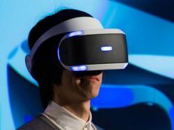 Sonys VR-Brille soll im ersten Halbjahr 2016 in den Handel kommen (Bild: James Martin/CNET).