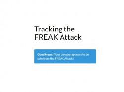 freakattack.com (Screenshot: ZDNet.de)