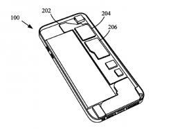Apple will einzelne iPhone-Komponenten mit einer Beschichtung vor Feuchtigkeit schützen (Bild: Apple/USPTO).