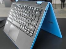 Acer stellt drei Convertible-Notebooks mit 10 und 11 Zoll Diagonale vor