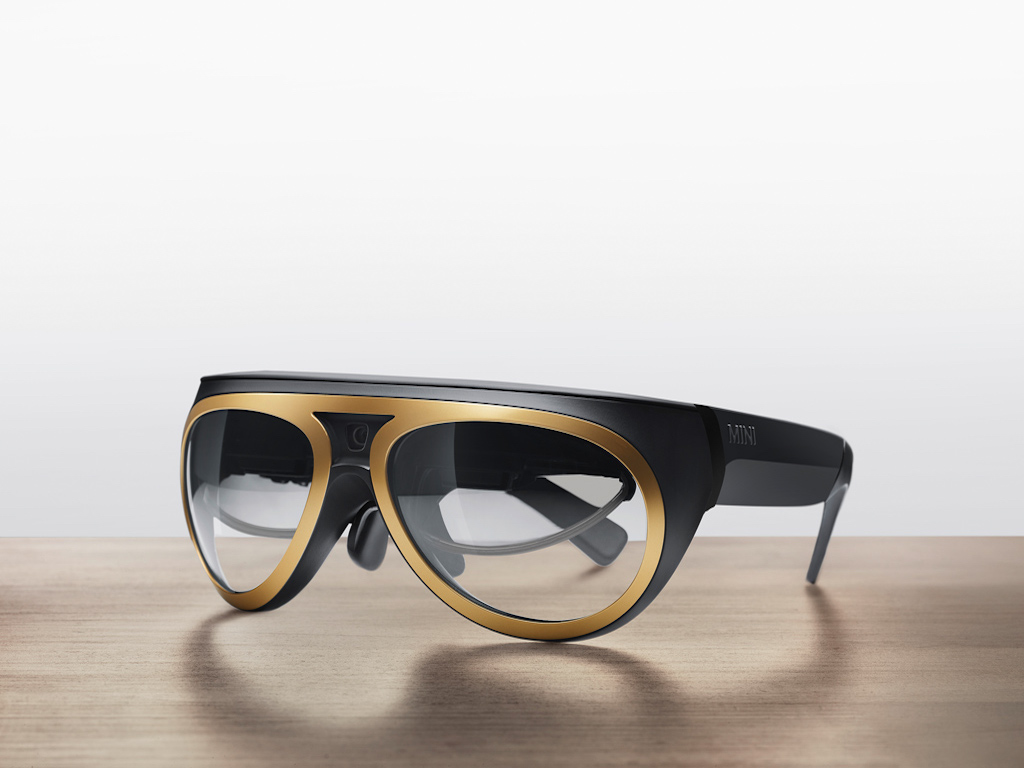 bmw zeigt augmented reality brille in shanghai. Black Bedroom Furniture Sets. Home Design Ideas