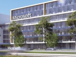 Microsoft, München (Bild: Microsoft/GSP architekten)