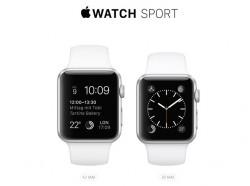 Apple Watch Sport (Bild: Apple)