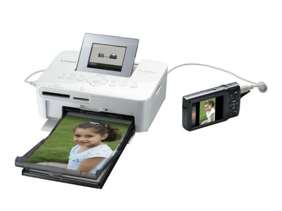Der Selphy CP1000 ist ab Juni für 109 Euro erhältlich (Bild: Canon).