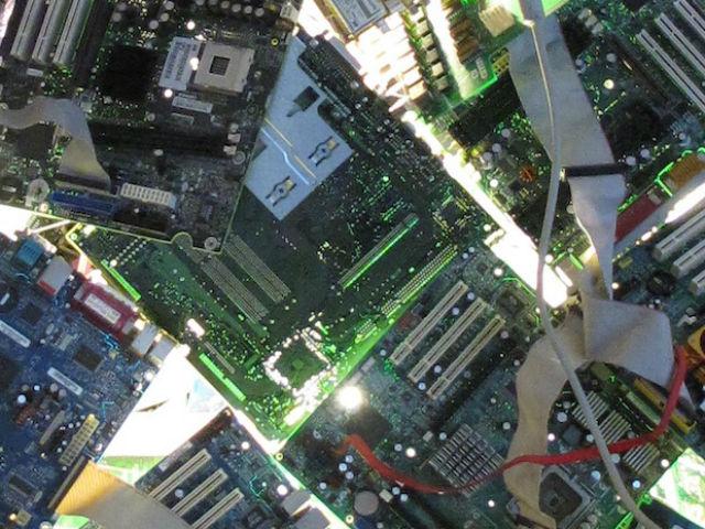Vereinte Nationen: Elektronik-Schrott erreicht 2019 Rekordvolumen von 53,6 Millionen Tonnen
