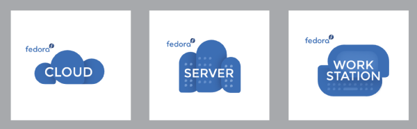 Fedora 22 erscheint in den Editionen Cloud, Server und Workstation (Bild: Fedora-Projekt).