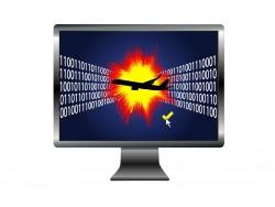 Hacker-Attacke auf Flugzeuge (Bild: Shutterstock)