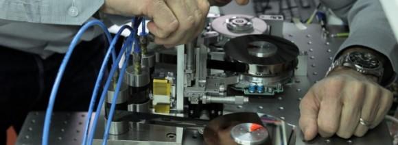 LTO-Tape mit Rekorddichte von Fujifilm und IBM (Bild: IBM)