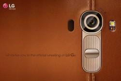 Einladung zur Vorstellung des G4 (Bild: LG Electronics)