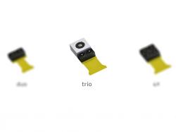 Linx-Sensor Trio (Bild: Linx)