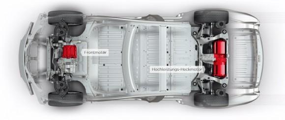 Model S (Bild: Tesla)