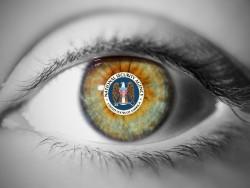 NSA-Auge (Bild: ZDNet.de)