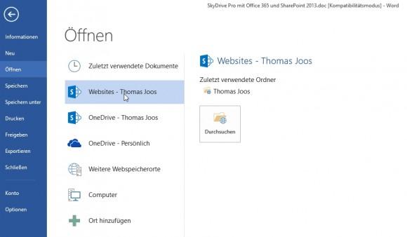 Office 365 in Unternehmen produktiv einsetzen - Page 2 of 3 | ZDNet.de