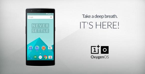 Oxygen OS (Bild: OnePlus)