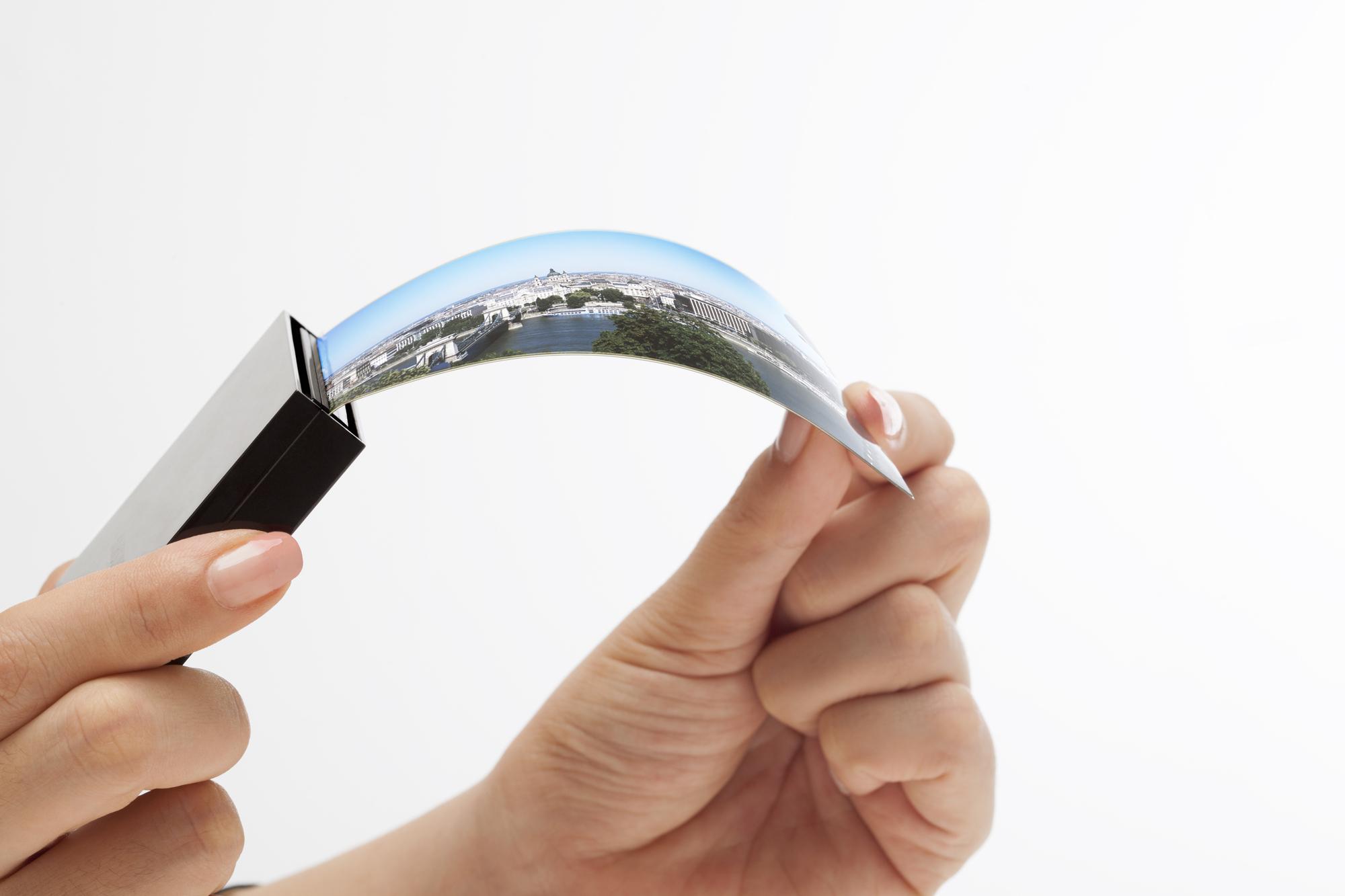 Samsung verzeichnet hohe Nachfrage nach gekrümmten Bildschirmen