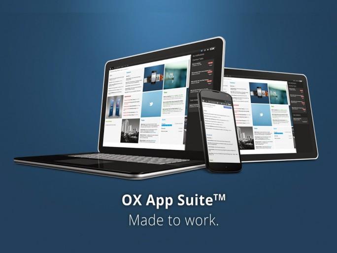 Open-Xchange-App-Suite (Bild: Open-Xchange)