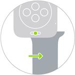 Apple Watch: Band anbringen (Grafik: Apple)