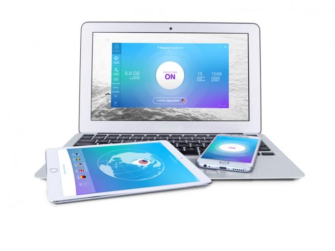 Freedome ist jetzt auch für Mac OS verfügbar (Bild: F-Secure).