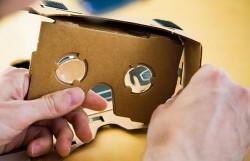 Cardboard 2.0 (Bild: CNET)