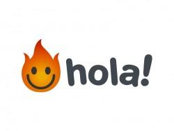 Logo von Hola (Bild: Hola)