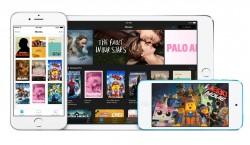 Filme bei iTunes (Bild: Apple)
