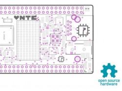 Die Hardware des Einplatinenrechners soll ebenso offen wie die Software sein (Bild: NTC).