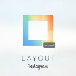 Logo Layout für Android (Bild: Instagram)