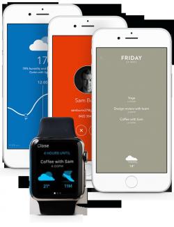 Kalender-App TimePage (Bild: Moleskine)