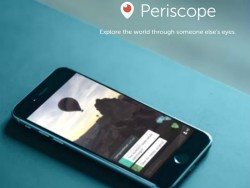 Periscope (Screenshot: ZDNet)