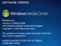 Nichts geht mehr nach Windows 8.1 (Screenshot: Ed Bott / ZDNet.com).