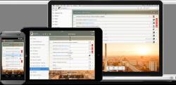 Die To-Do-App Wunderlist erlaubt plattformübergreifend die Verwaltung von Aufgaben und Notizen (Bild: 6Wunderkinder).