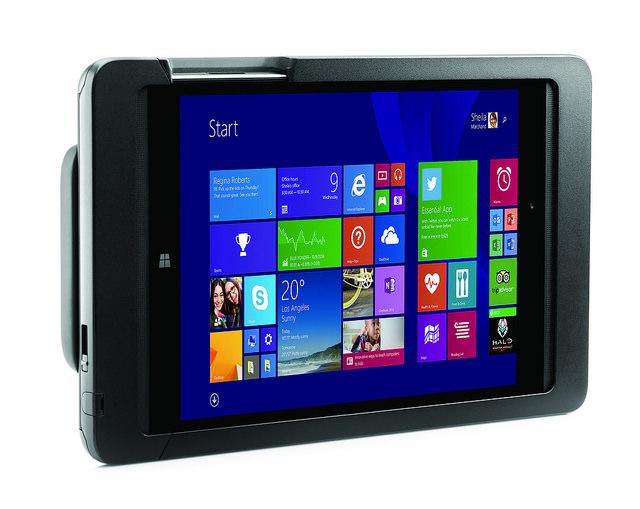 HP Tablet Pro 608 (Bild: HP)