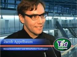 Jacob Appelbaum (Bild: ZDNet.de)