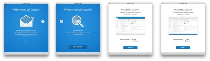 Outlook für Mac (Bild: ZDNet.de)