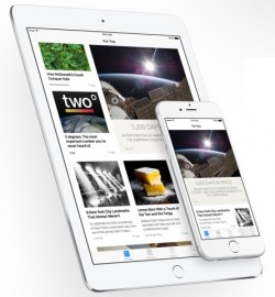 Apple News (Bild: Apple)