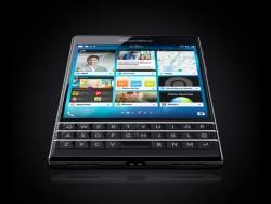 Das Passport kostet bei Blackberry selbst jetzt 499 Euro (Bild: Blackberry).
