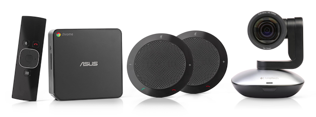 Neuauflage 2015 der Chromebox for Meetings (Bild: Google)