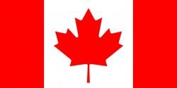 Flagga Kanadas (Bild: gemeinfrei)