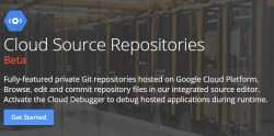 Cloud Source Repositories (Screenshot: ZDNet.de)