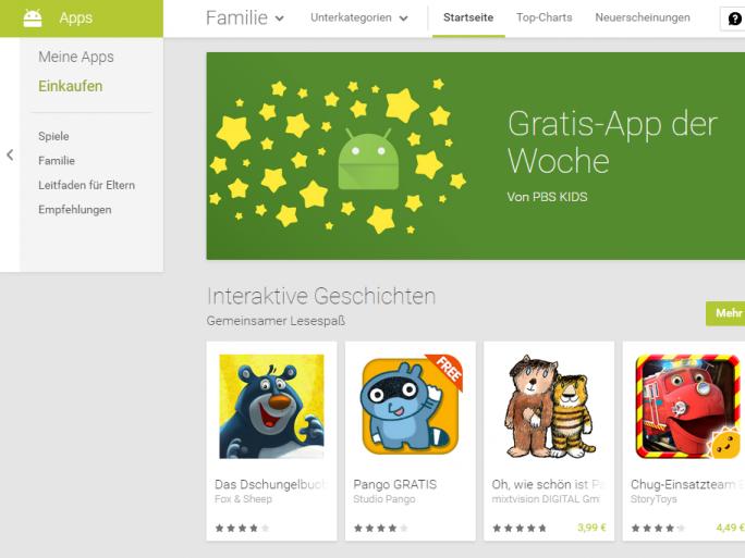 Gratis-App der Woche (Bild: Google)
