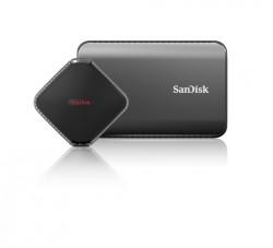 Extreme Portable SSD 500 (links) und 900 (Bild: SanDisk).